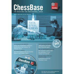 ChessBase Magazin 200 (DVD + Heft)