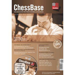 ChessBase Magazin 202 (DVD + Heft)