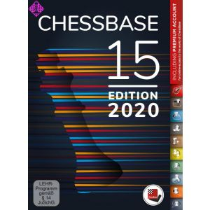 ChessBase 15 Megapaket - Edition 2020