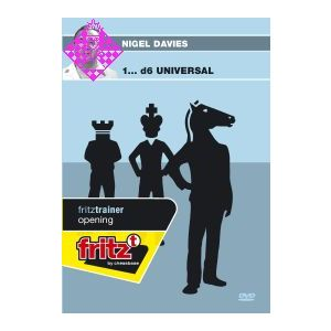 1. ..d6 UNIVERSAL