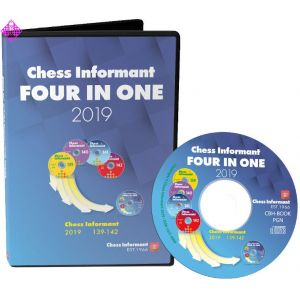 Informator Four in One 2019 CD-ROM