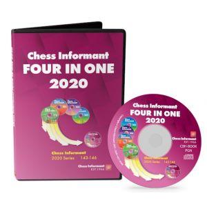 Informator Four in One 2020 CD-ROM