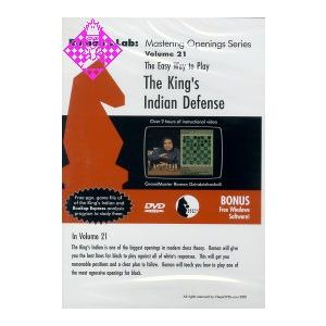 The Easy Way to Play the King's Indian Defense