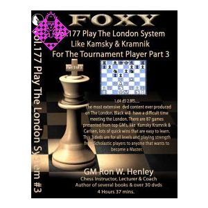 Play the London System Like Kamsky & Kramnik - 3