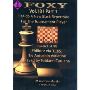 1.e4 d6 Black Repertoire - Part 1