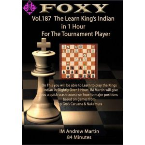 Learn the King's Indian in 1 Hour