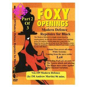 Modern Defence - Repertoire for Black - Vol. 2