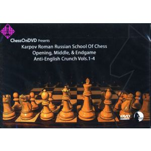 Karpov Roman Russian School of Chess