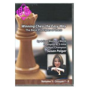 Winning Chess the Easy Way - Vol. 1