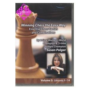 Winning Chess the Easy Way - Vol. 3