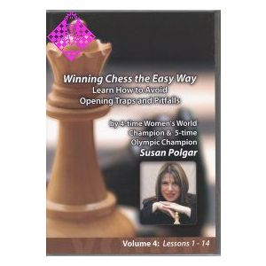 Winning Chess the Easy Way - Vol. 4