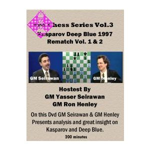 Kasparov - Deep Blue 1997 - Rematch 1 & 2