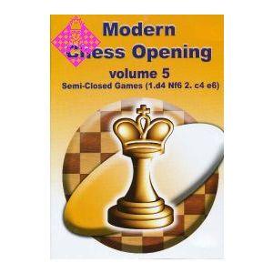 Modern Chess Opening, vol. V