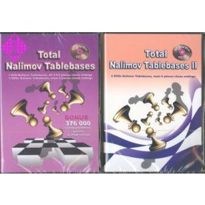 Nalimov Goldtabellen auf 12 DVD