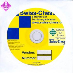 Swiss-Chess 9.25 für Windows