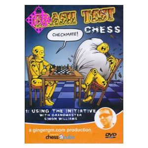 Crash Test Chess 1 - DVD