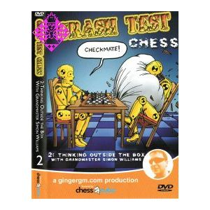 Crash Test Chess 2 - DVD