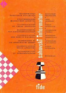 Klassifizierung von Schacheröffnungen