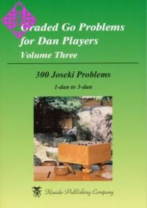 Graded Go Problems for Dan Players, Vol. 3 3