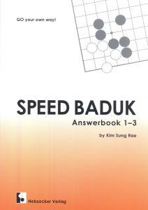 Speed Baduk - Answerbook 1-3