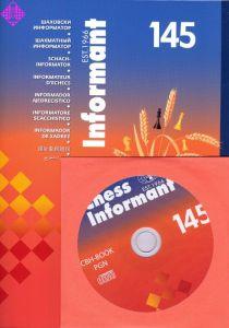 Informator 145 / Buch plus CD