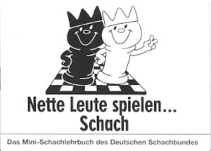 Mini-Schachlehrbuch des Deutschen Schachbundes
