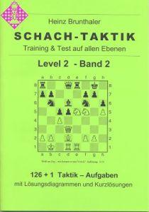Schach-Taktik / Level 2 - Band 2