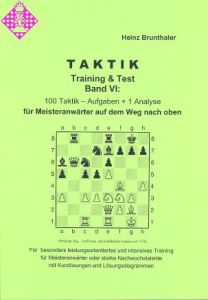 Taktik - Training & Test / Band VI