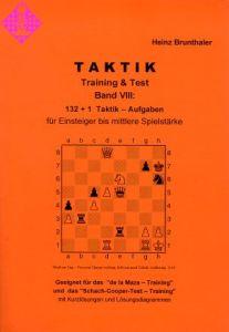 Taktik - Training & Test / Band VIII