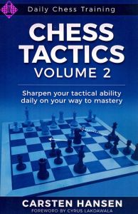 Daily Chess Training: Chess Tactics - 2