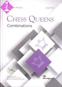 Chess Queens Combinations