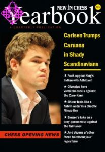 New in Chess Yearbook 121