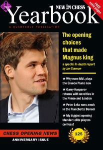 New in Chess Yearbook 125