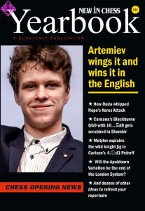 New in Chess Yearbook 131 -hardcover-