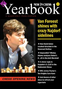 New in Chess Yearbook 134 -paperback-