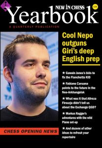New in Chess Yearbook 135-138 hardcover