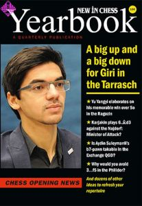 New in Chess Yearbook 136 (pb)