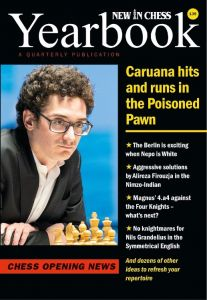 New in Chess Yearbook 139 (hc)