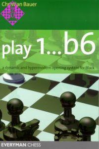 Play 1. ..b6!
