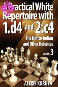 White Repertoire with 1.d4 and 2.c4 - Vol 3
