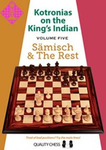 Kotronias on the King´s Indian, Vol. 5