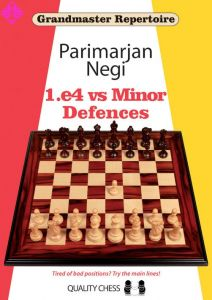 1.e4 vs Minor Defences - GM Repertoire (hc)