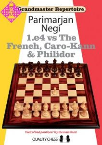 1.e4 vs The French, Caro Kann and Philidor
