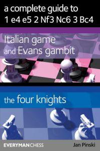 A Complete Guide to 1 e4 e5 Nf3 Nc6 Bc4