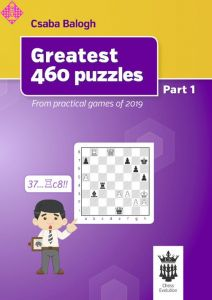 Greatest 460 Puzzles 2019 - part 1