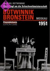 Botwinnik - Bronstein, Moskau 1951
