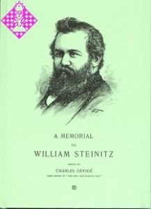 A Memorial to William Steinitz