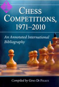 Chess Competitions, 1971-2010