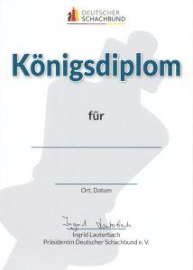 Königsdiplom (K01)