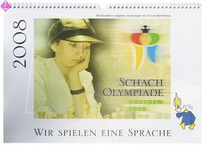 Olympiadekalender 2008